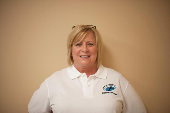 Amy Caldwell - Church Secretary
